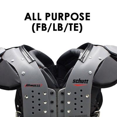 All Purpose (LB - TE - FB)