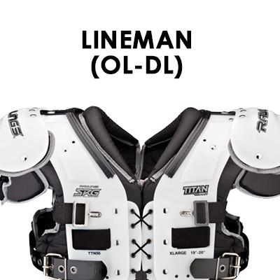 Lineman (OL - DL)