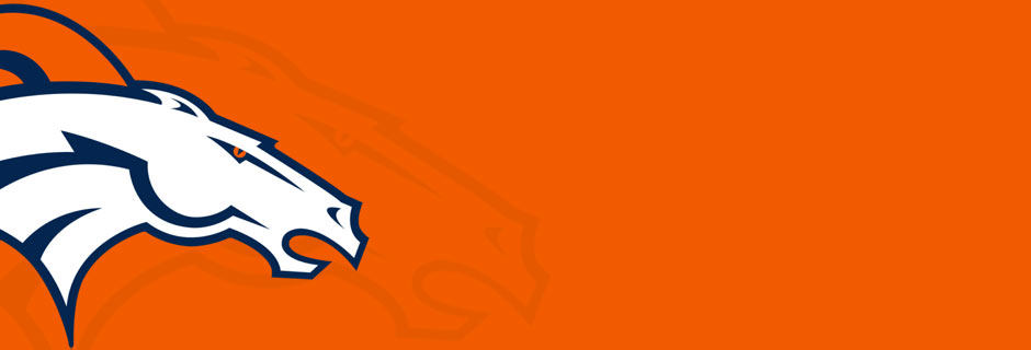 Denver Broncos Clothing & Merchandise