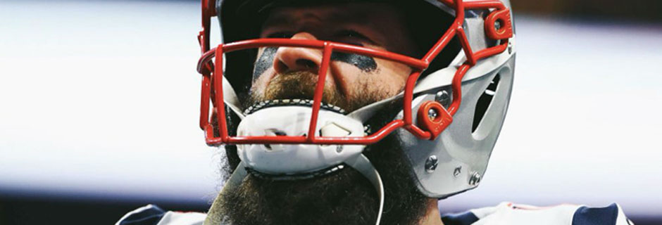 American Football Chinstraps