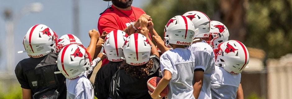 American Football Coaching Equipment