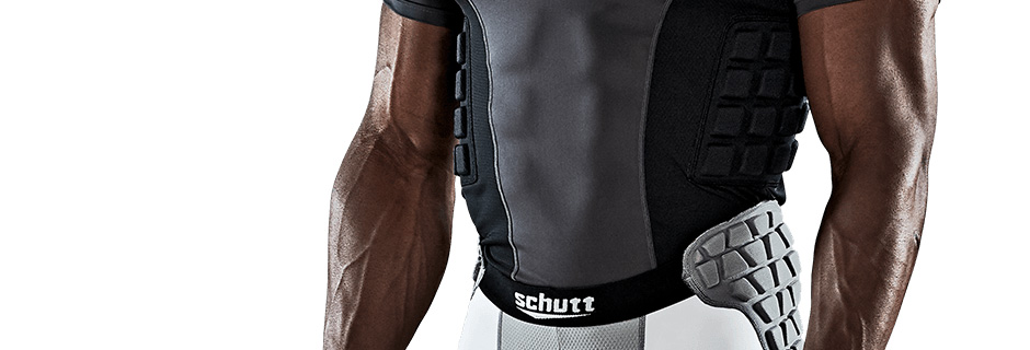 American Football Padded Girdles