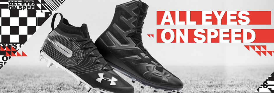 Under Armour American Football Boots